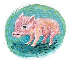 Piggie by Gregory Moore