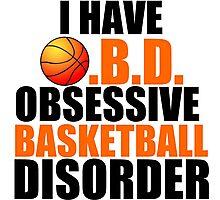 OBSESSIVE BASKETBALL DISORDER Photographic Print