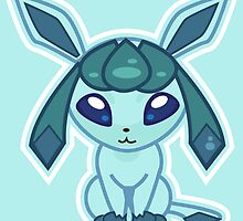 Glaceon  by gizorge