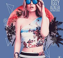 Iggy Azalea The New Classic by bandprints5