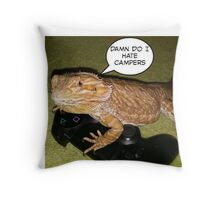 ps4 dragon Throw Pillow