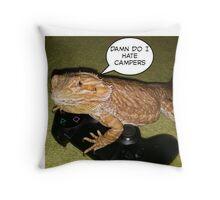ps4 dragon Throw Pillow