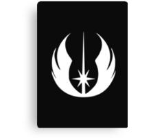 Jedi Crest Canvas Print