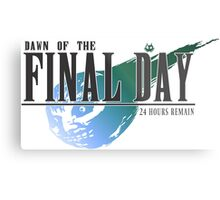 Dawn of the Final Day 2 Metal Print
