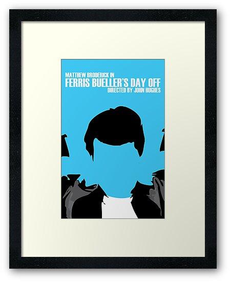 Ferris Bueller's Day Off by jnewt