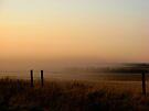Sunset Mist by Leanna Lomanski