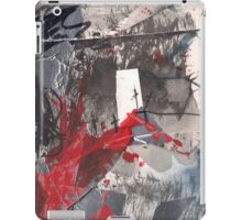 BLOODY PAST, BLOODY PRESENT, BLOODY FUTURE(C2014) iPad Case/Skin