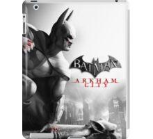 Batman Arkham City iPad Case/Skin