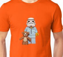 Sleepy Stormtrooper Unisex T-Shirt