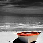 Deserted Boat. by Ryan Carter