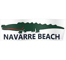 Navarre Beach - Florida. Poster