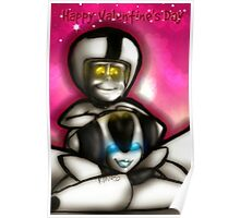 ARCADE - Valentines Poster