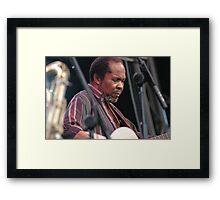 Terry Callier Framed Print