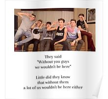 O2L Our 2nd Life Poster