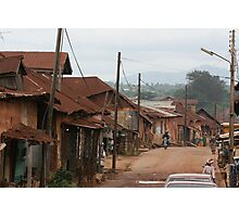 Nigeria Photographic Print