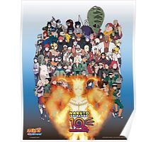 Naruto and ninjas  Poster
