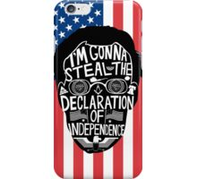 Public Enemy Number One iPhone Case/Skin