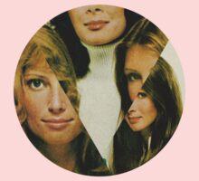 Three Girls Trip Kids Tee