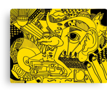 Legoliphaunt Thumbmaus Canvas Print