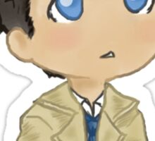 Cute Castiel Sticker