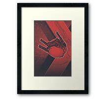 The Drone Framed Print