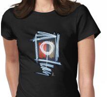 best heART 3 Womens Fitted T-Shirt