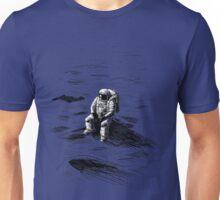 World's Loneliest Astronaut Unisex T-Shirt
