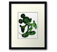 Mickey Weed Framed Print