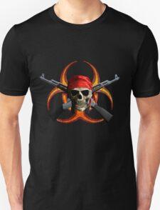 Zombie And Guns T-Shirt