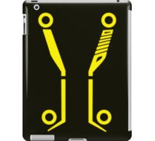 Yellow Tronic iPad Case/Skin