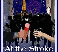 At the Stroke of Murder by Aaron Kittredge