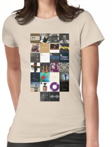Arctic Monkeys Covers Womens Fitted T-Shirt