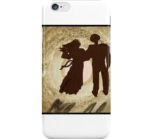 The adventure of life with a companion iPhone Case/Skin
