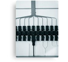 Electrical Offshoots Canvas Print