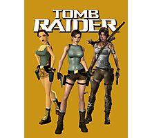 Lara Croft - Tomb Raider Photographic Print