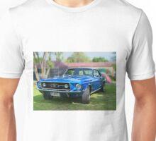 The Blue Mustang........! Unisex T-Shirt
