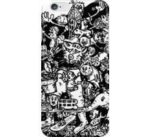 Mind Wandering iPhone Case/Skin
