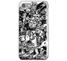 Mind Wandering iPhone Case/Skin