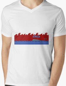 Ahoy Mens V-Neck T-Shirt