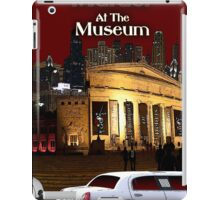 Murder at the Museum iPad Case/Skin