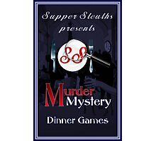Supper Sleuths Photographic Print