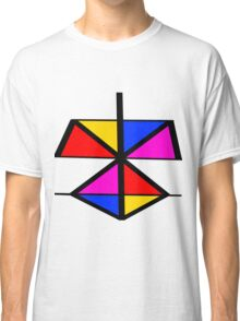 Geometry color Classic T-Shirt