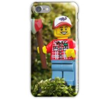 """Mister, I love the way you wear that hat."" iPhone Case/Skin"