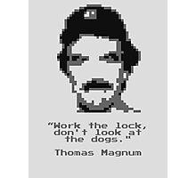 8-Bit Magnum Photographic Print