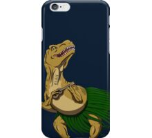 T-Rex Ukulele iPhone Case/Skin