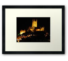 The Focal Point Framed Print
