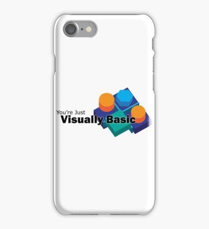 Visually Basic iPhone Case/Skin