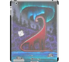 Ghosts of the Polar Forest iPad Case/Skin