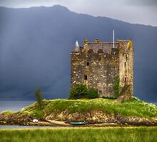 Stalker Castle by Marylou Badeaux