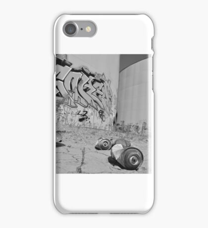 Empty Spray Cans iPhone Case/Skin